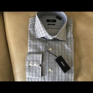 Hugo Boss Men's Dress Shirt